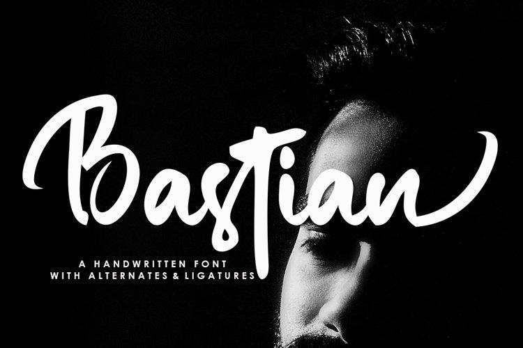 Bastian - Handwritten example image 1