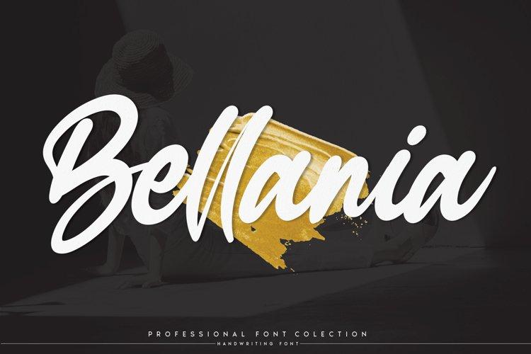 Bellania example image 1