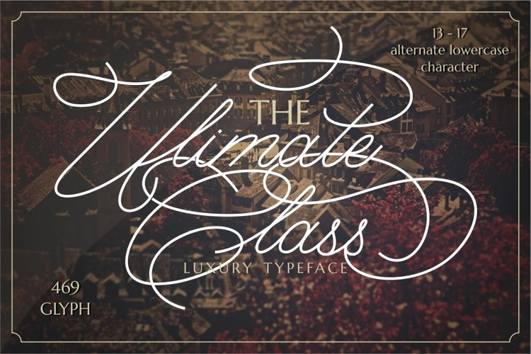 The Ultimate Class Script example image 1