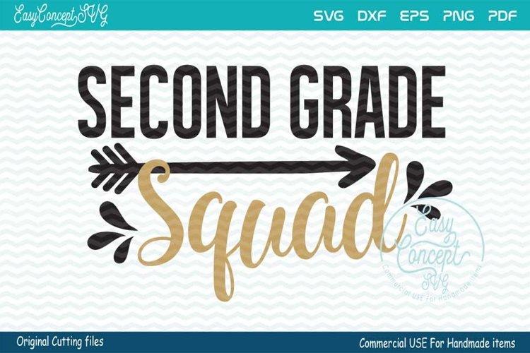 Second Grade Squad example image 1