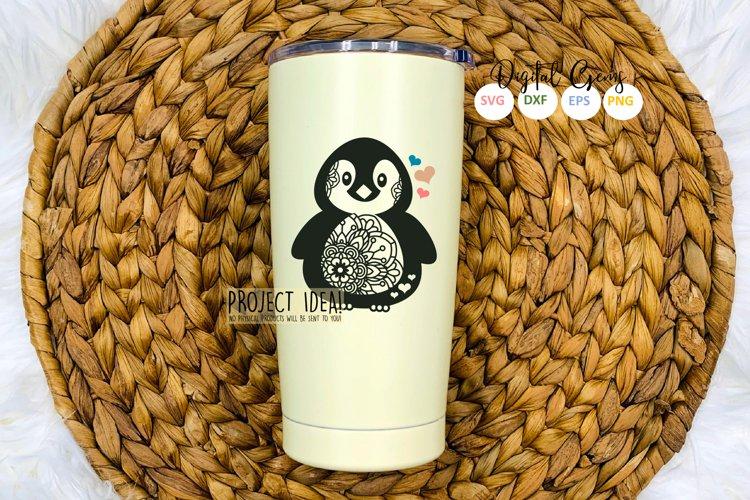 Penguin design - Free Design of The Week Design3