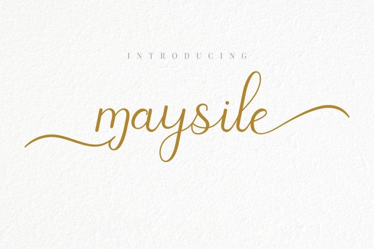 Maysile example image 1