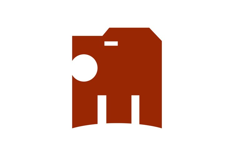 Simple Lion Roar Logo example image 1
