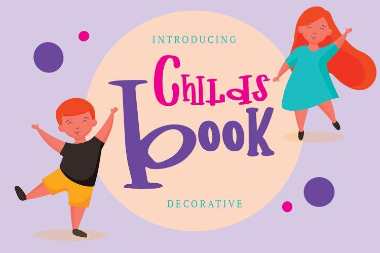 childsbook example image 1