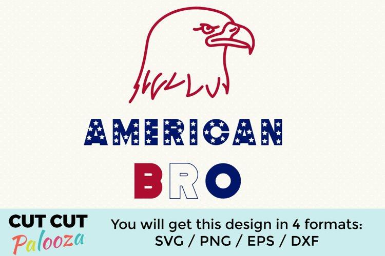 American Bro example image 1