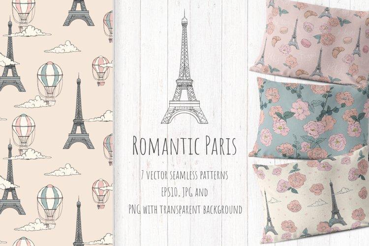 7 Romantic Paris Patterns