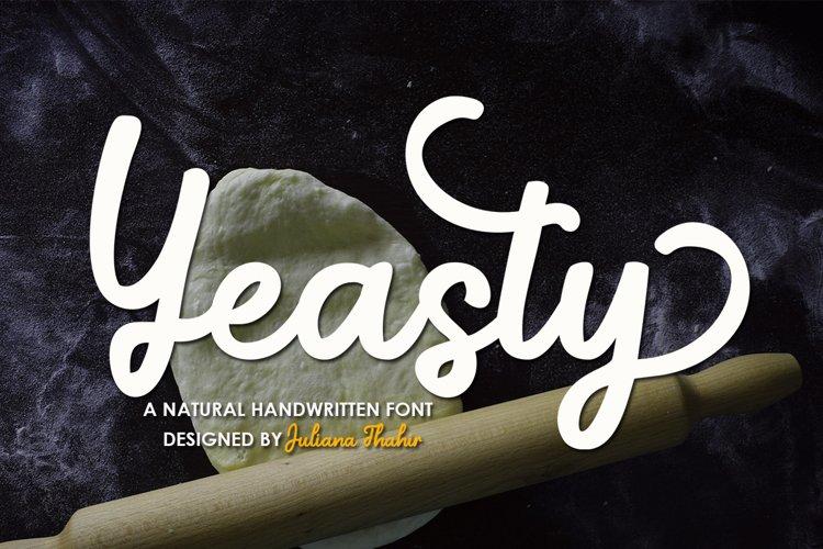 Yeasty example image 1