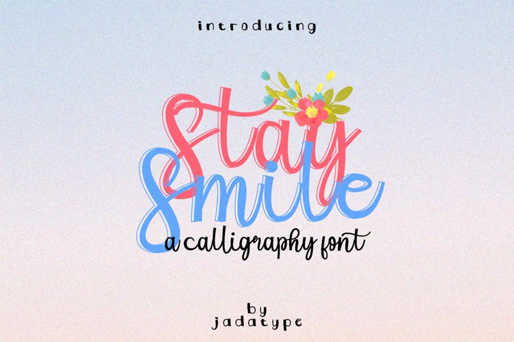 Stay Smile example image 1