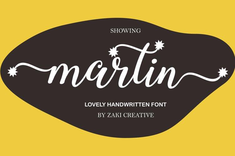 Martin example image 1