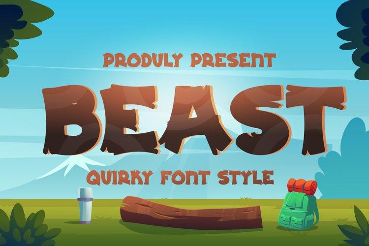 Beast example image 1