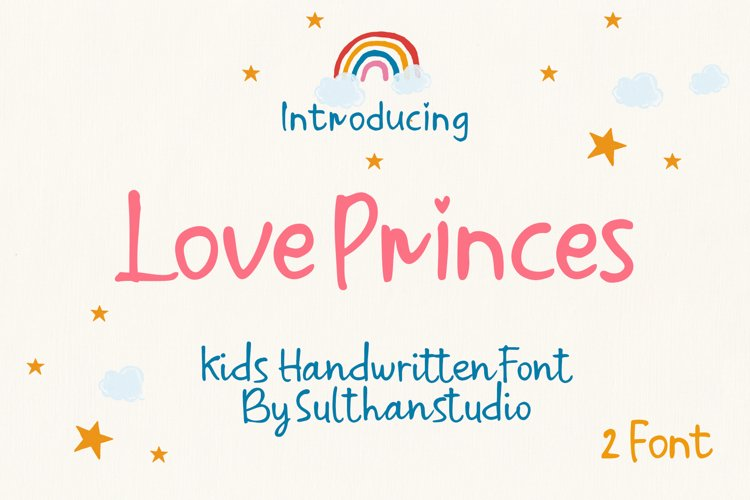 Love Princes example image 1