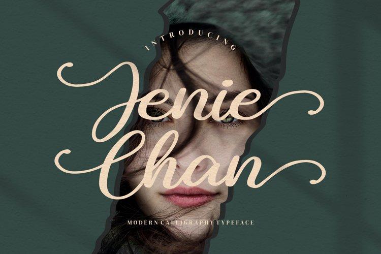 Jenie Chan example image 1