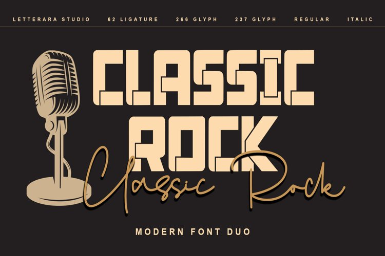 Classic Rock example image 1