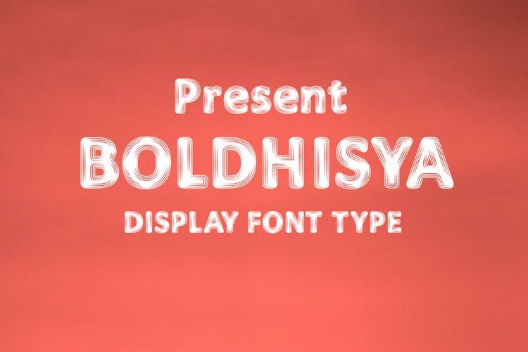 BOLDHISYA example image 1