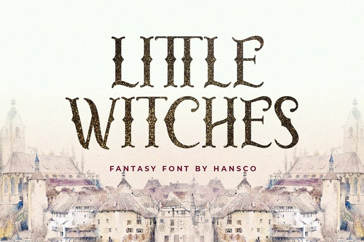 Little Witches example image 1