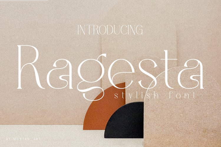 Ragesta   Modern Stylish example image 1