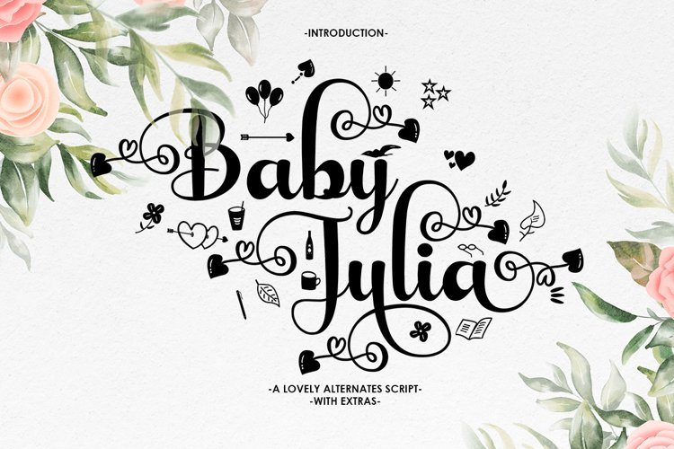 Baby Julia - Extrass example image 1