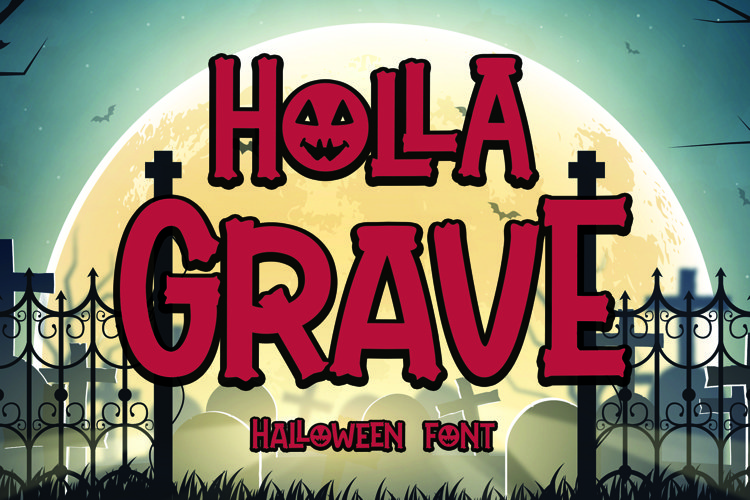 Holla Grave example image 1