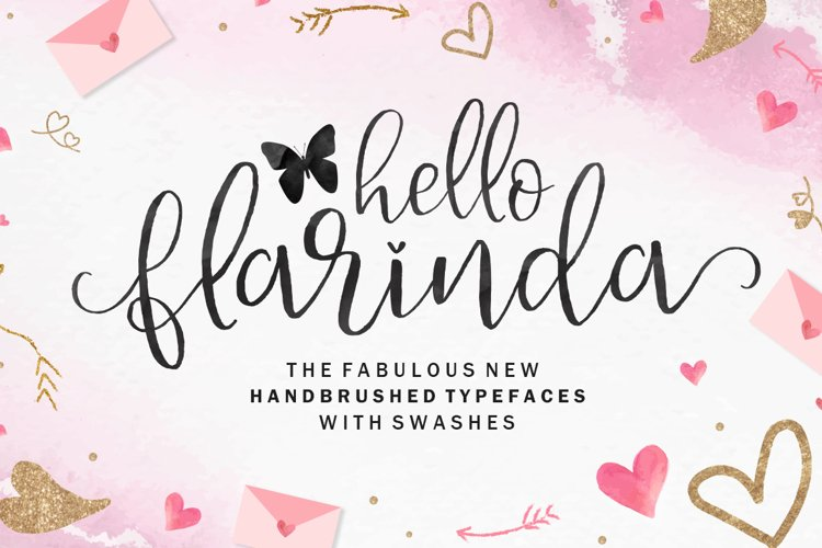 Hello Flarinda example image 1