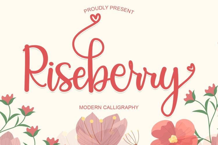 Riseberry example image 1