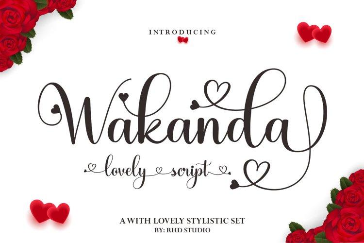 Wakanda example image 1