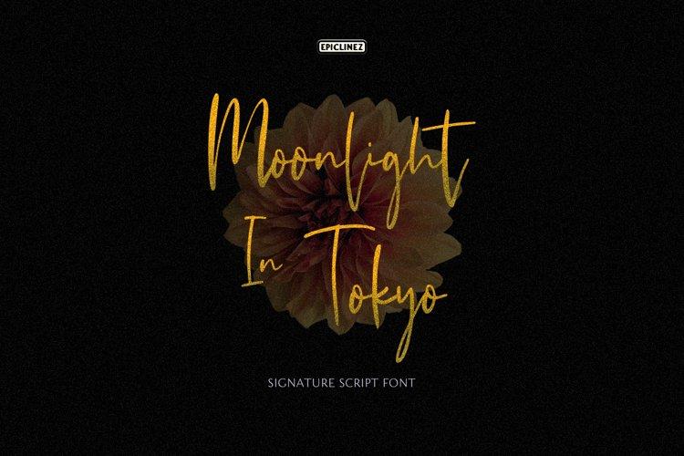Moonlight In Tokyo example image 1