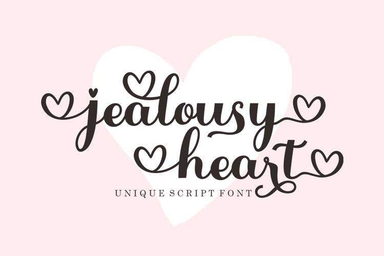 Jealousy Heart