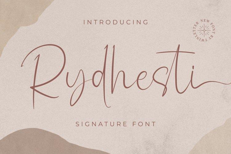 Rydhesti example image 1
