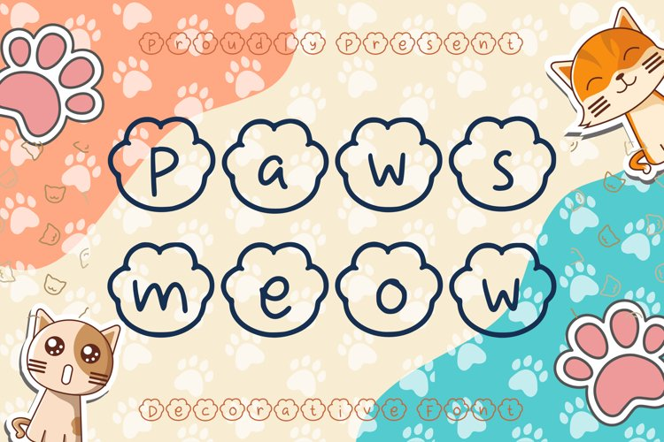 Paws Meow example image 1