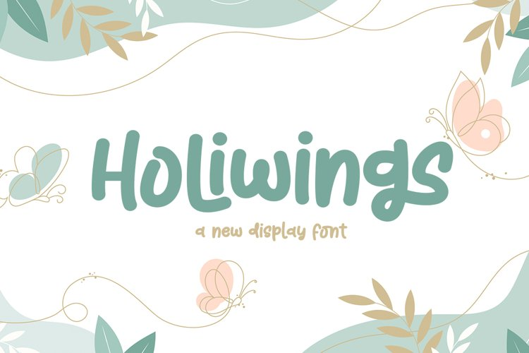 Holiwings example image 1