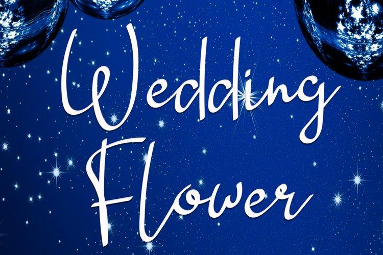 Wedding Flower example image 1