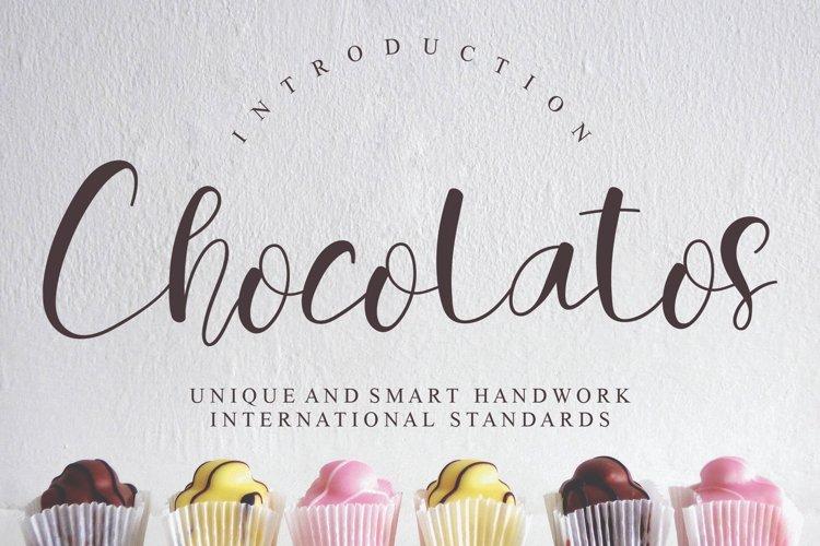 Chocolatos example image 1