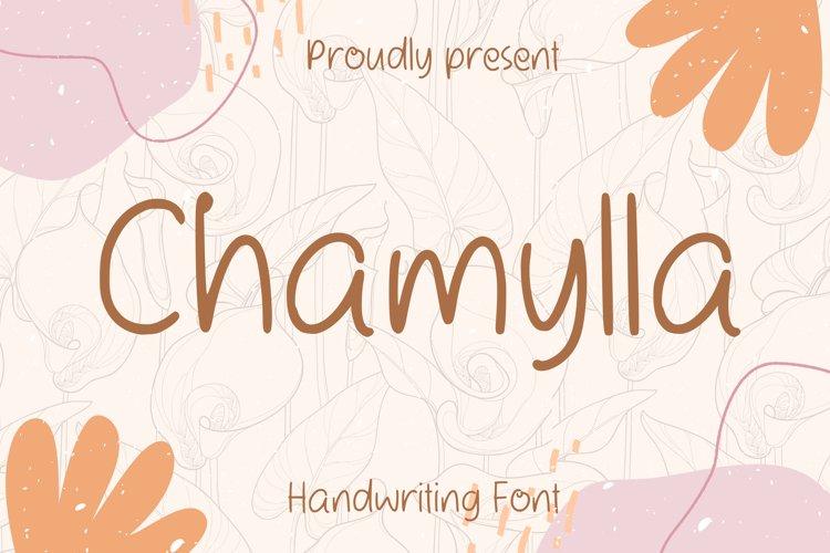 Chamylla example image 1