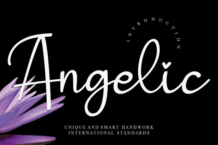 Angelic example image 1