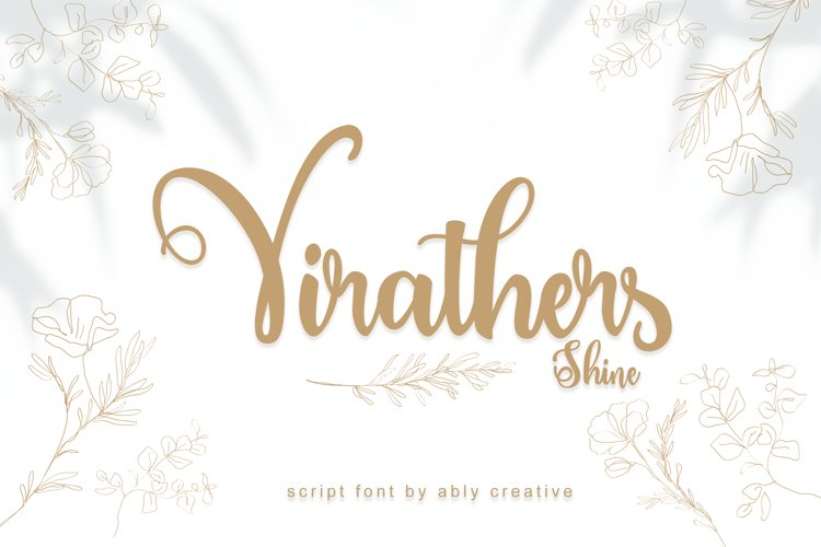Virathers Shine example image 1