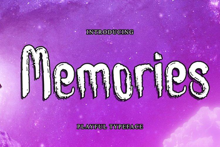 Memories example image 1