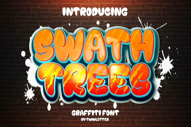 Swath Trees example image 1