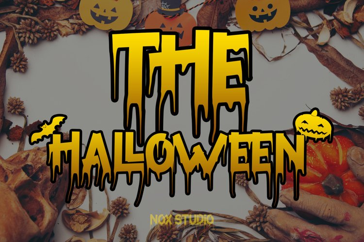 The Halloween example image 1