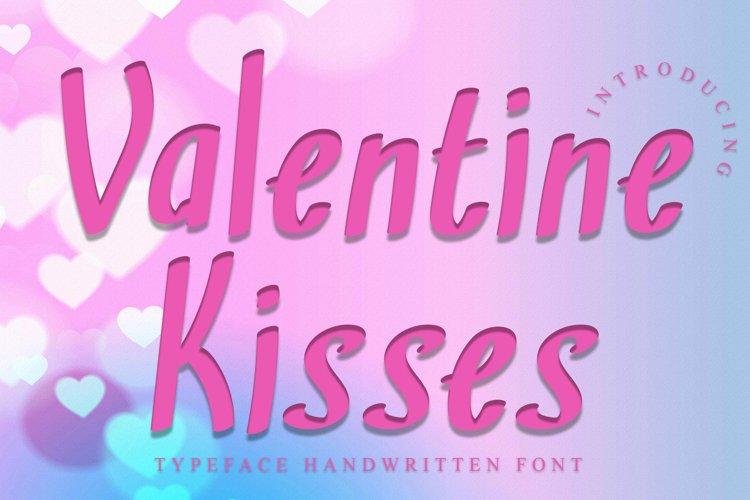 Valentine Kisses example image 1