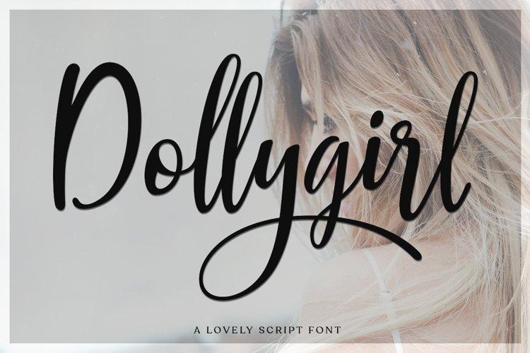 Dollygirl Script example image 1