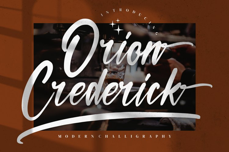 Orion Crederick example image 1