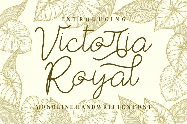 Victoria Royal example image 1