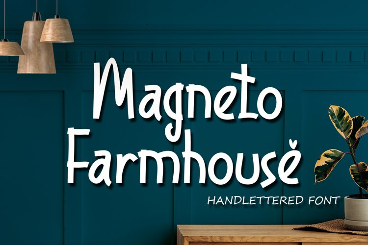 Magneto Farmhouse example image 1
