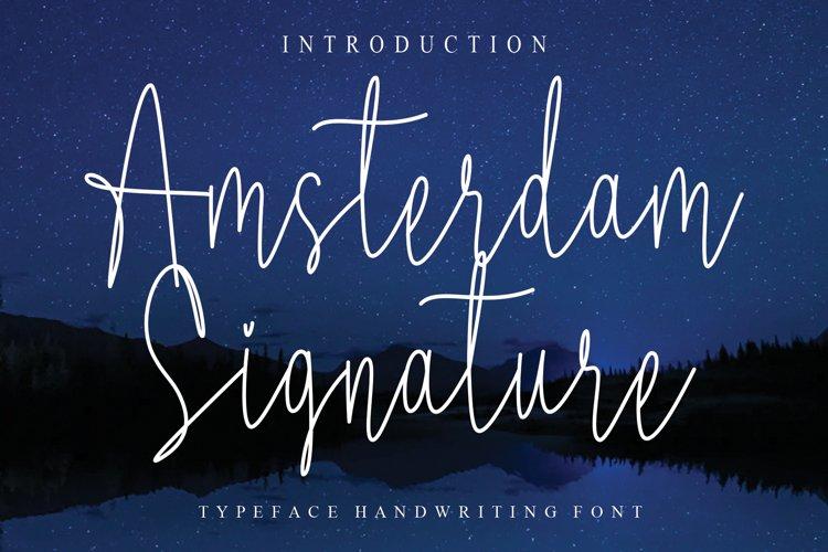 Amsterdam Signature example image 1