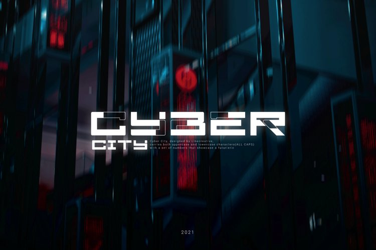 Cyber City example image 1