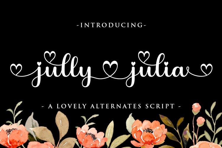 jully julia example image 1