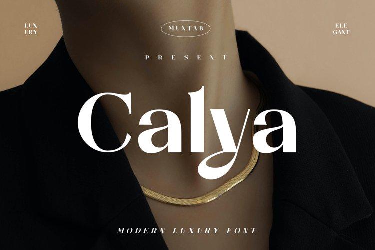 Calya   Modern Luxury example image 1