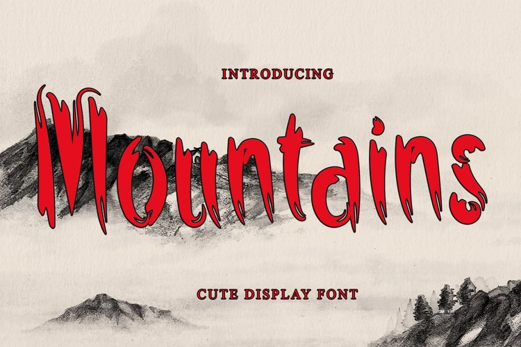 Mountains example image 1