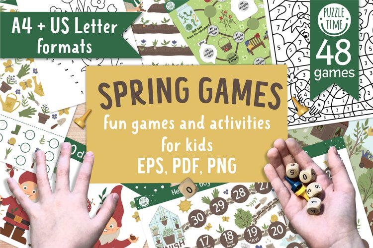 Spring Games example image 1