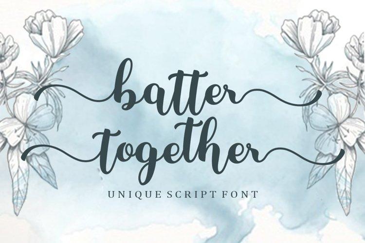 Batter Together example image 1